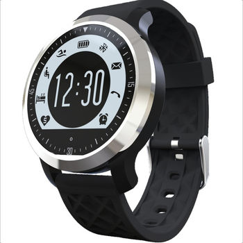 Smart Watch Smartch F69 IP68 Waterproof Pedometer Sedentary Reminder Heart Rate SMS Reminder