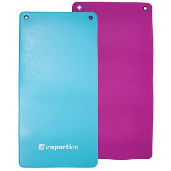 Коврик для фитнеса 120x60x0.9 см inSPORTline Aero 5298 blue/violet (3053)