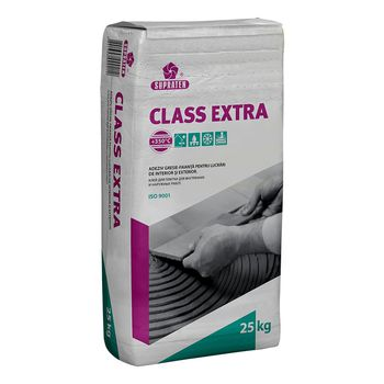 Supraten Клей Class Extra Серый 25кг