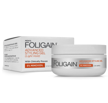 купить Моделирующий гель Foligain с 5% миноксидилом для мужчин в Кишинёве