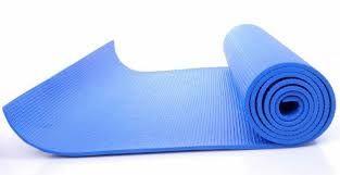 Коврик для йоги и фитнеса 173x61x0,6см + ЧЕХОЛ