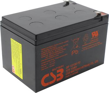 Battery CSB GP 12120 12V/12AH
