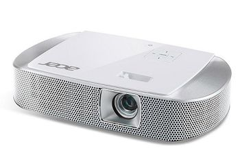 ACER K137i LED (MR.JKX11.001), DLP3D, WXGA, 700Lm, 100.000/1, HDMI,SD/USB, USB wifi, SRS WOW HD, Bag, 0.51Kg, EURO/UK EMEA
