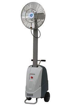 купить Передвижной вентилятор туманообразования ICOOLER 4 форсунки × 0,15 мм в Кишинёве