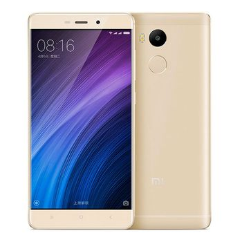 "купить 5.7"" Xiaomi RedMi 5 32GB Gold 3GB RAM, Qualcomm Snapdragon 450 Octa-core 1.8GHz, Adreno 506, DualSIM, 5.7"" 720x1440 IPS 282ppi, microSD, 12MP/5MP, LED flash, 3300mAh, FM-radio, WiFi-AC, BT4.2, LTE, Android 7.1 (MIUI9.1), Infrared port в Кишинёве"