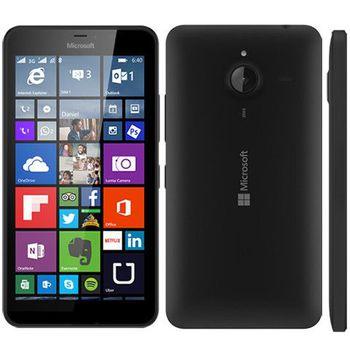 Microsoft Lumia 640 XL Dual Black