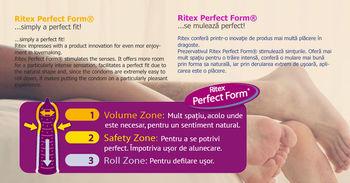 cumpără Prezervative - RITEX LUST - Cu noduri şi striaţii, 3buc în Chișinău