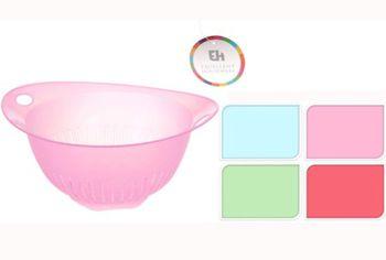 Дуршлаг пластиковый EH, разных цветов