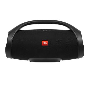 JBL Boombox / Bluetooth Portable Speaker, 60W (2x30W) RMS, BT Type 4.2, Frequency response:  55Hz–20kHz, IPX7 Waterproof, Speakerphone, 20000mAh power bank USB 5V/2A ,  JBL Connect+, Power supply: 19V 3A, Battery life (up to) 24 hr