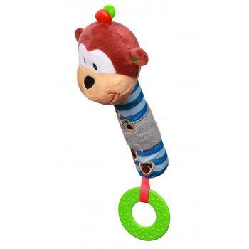 купить BabyOno игрушка пищалка обезьянка George в Кишинёве