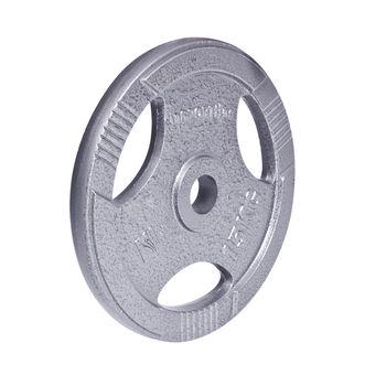 Диск метал. 15 кг, d=30 мм inSPORTline Hamerton 12712 (1177)