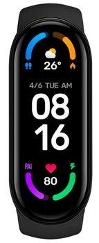 купить Фитнес-трекер Xiaomi Mi Band 6 в Кишинёве