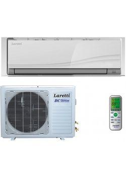 купить Кондиционер LARETTI LA-09HR/HD(25m2) в Кишинёве