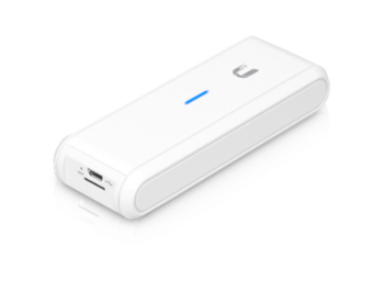 Ubiquiti UniFi Cloud Key, UC-CK, UniFi Controller Hybrid Cloud, Quad-Core CPU, Memory 2GB, 16GB Internal Storage, 1x10/100/1000 Ethernet Port, 802.3af PoE or USB-C 5V