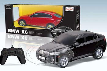 Автомобиль 1:24 BMW X6 R/C