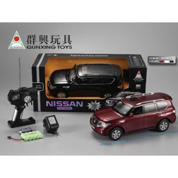 """Машина на дистанционном управлении """"Nissan Patrol"""""""