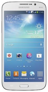 Samsung I9152 Galaxy Mega 5.8 White 2 SIM (DUOS)