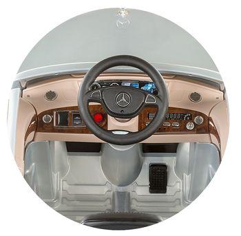 купить Машина на аккумуляторе Chipolino Mercedes Benz S CLASS red в Кишинёве