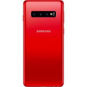 купить Samsung Galaxy S10 128GB Duos (G973FD), Cardinal Red в Кишинёве