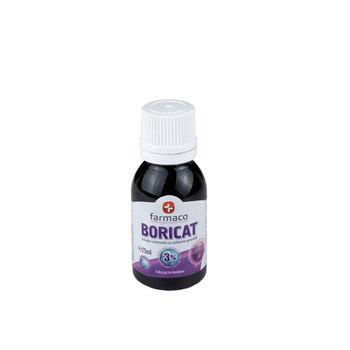 cumpără Boricat 3% 25ml  sol.cutan. în Chișinău