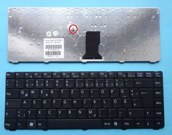 Keyboard Sony VGN-NR VGN-NS ENG. Black