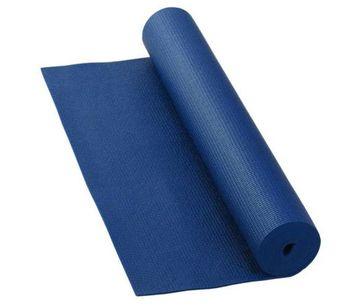 Коврик для йоги Bodhi Yoga Mat Asana DARK BLUE -4.5мм