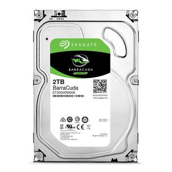 "3.5"" HDD 2.0TB  Seagate ST2000DM006 BarraCuda™ Compute, 7200rpm, 64MB, SATAIII"