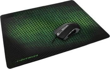 Esperanza Mouse pad  EA146G GRUNGE, Gaming mouse pad, 440x354x4mm, Rubber bottom