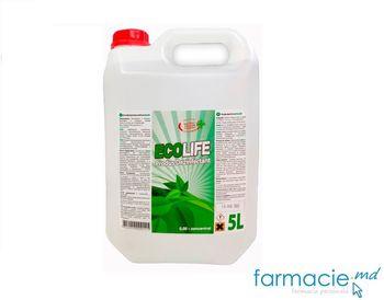 купить Dezinfectant ECOLIFE  p/u miini si suprafete cu Clor 0,05% 5L(TVA8%) в Кишинёве