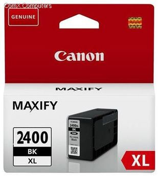Ink Cartridge Canon PGI-2400XL Bk, black, 70,9ml for MAXIFY iB4040,4140 & MB5040,5340,5140,5440