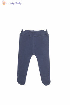 Pantaloni albastru inchis