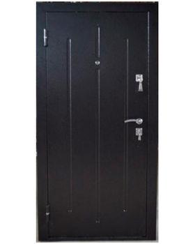 Дверь металлическая Diplomat M3/DT2 860x2050x70 мм венге
