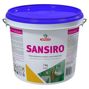 Supraten Влагостойкая краска Sansiro 7кг