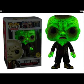 POP! Vinyl Suicide Squad Killer Croc Glow in The Dark