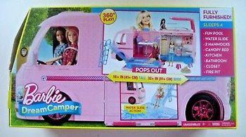 Трейлер для путешествий Barbie, код FBR34