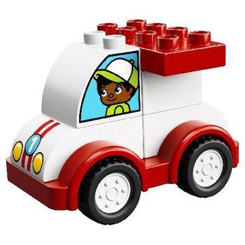 купить Lego Duplo Конструктор Мой первый гоночный автомобиль в Кишинёве