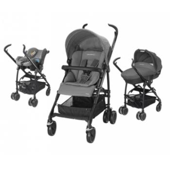 купить Bebe Confort Детская коляска Maia Access 3 в 1 в Кишинёве