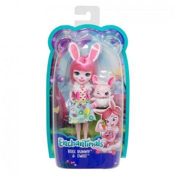 cumpără Enchantimals Păpușa Bree Bunny în Chișinău