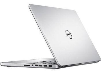 """DELL 15.6"""" Inspiron 15 7000 Aluminium (7548), HD (Intel® Core™ i5-5200U 2.20-2.70GHz (Broadwell), 6Gb DDR3 RAM, 500Gb HDD, AMD Radeon R7 M270 4GB, DVDRW8x, CardReader, WiFi-AC/BT4.0, 4cell, HD720p Webcam, Backlit KB, RUS, Ubuntu, 2.4kg)"""