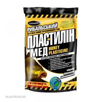 Пластилин Megamix Мед 500 г