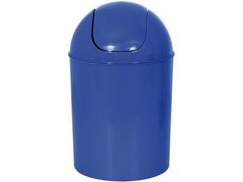 cumpără Cos pentru gunoi 5l albastru, plastic în Chișinău