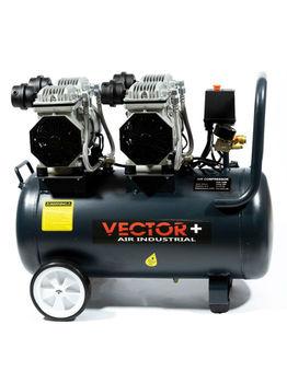 купить Безмасляный компрессор Vector+ (2780W) 50L в Кишинёве