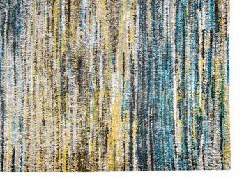 купить Ковёр ручной работы LOUIS DE POORTERE Sari Rug Blue Yellow Mix 8873 в Кишинёве