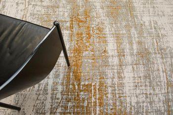 купить Ковёр ручной работы LOUIS DE POORTERE Mad Man Columbus Gold 8419 в Кишинёве