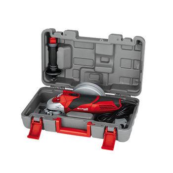 купить Угловая шлифовальная машина Einhell TE-AG 125/750 Kit 125 мм в Кишинёве