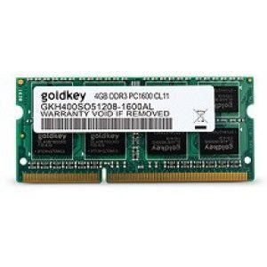 cumpără 4GB DDR3-1600MHz SODIMM 204pin Goldkey PC12800, CL11, 1.35V în Chișinău