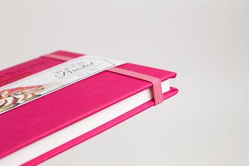 Скетчбук для графики и маркеров Bristol Touch, Малиновый, 180 г/м, 14х14 см, 40л