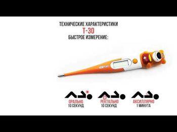 купить Электронный термометр Dr. Frei T-30 в Кишинёве