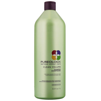 ШАМПУНЬ CLEAN VOLUME shampoo 1000 ml