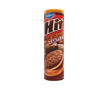 cumpără Biscuiţi HIT caramel-brownie, 220 gr. în Chișinău